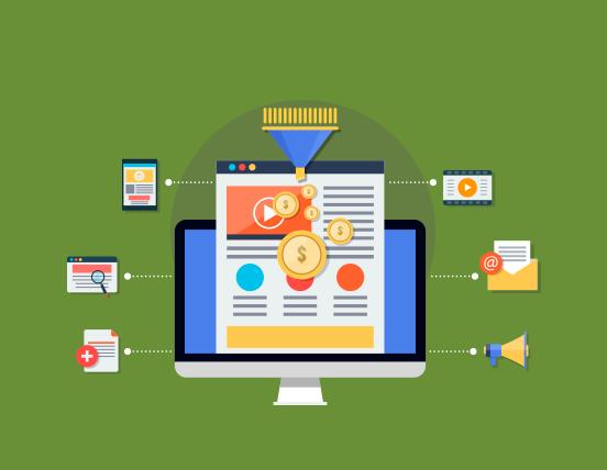 Automação de marketing e funil de vendas para e-commerce