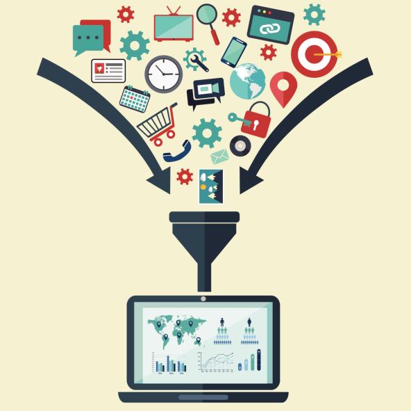 automação de marketing e funil de vendas